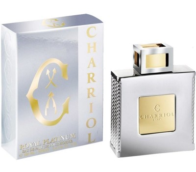 CHARRIOL ROYAL PLATINUM - 100 ml