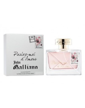 JOHN GALLIANO PARLEZ MOI d'AMOUR EDT - 80 ml