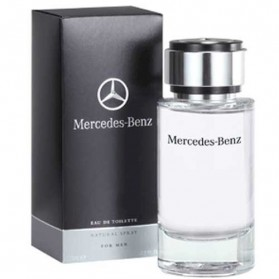 MERCEDES-BENZ FOR MAN EDT -120ml