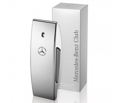 MERCEDES-BENZ CLUB FOR MEN - 100 ml