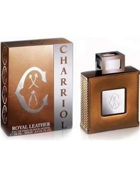 CHARRIOL ROYAL LEATHER - 100 ml