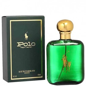 RALPH LAUREN POLO 4OZ COLOGNE SPRAY - 118 ml