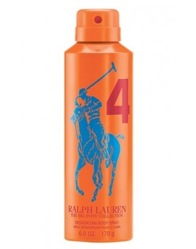 RALPH LAUREN BIG PONY BODY SPRAY 4 - 125 ml