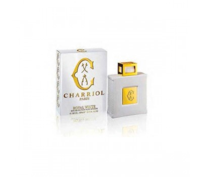 CHARRIOL ROYAL WHITE - 100 ml
