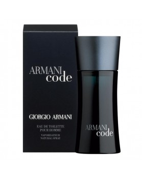 ARMANI BLACK MAN CODE EDT - 75 ml
