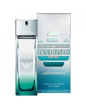 EMPORIUM ARMANI DIAMONDS SUMMER MAN - 75 ml